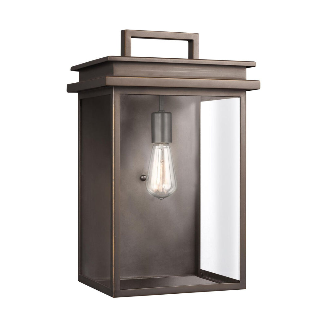 Feiss Glenview 18 Inch Tall 1 Light Outdoor Wall Light by Generation Lighting