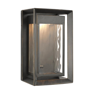 Feiss Urbandale 10 Inch Tall 1 Light LED Outdoor Wall Light by Generation Lighting