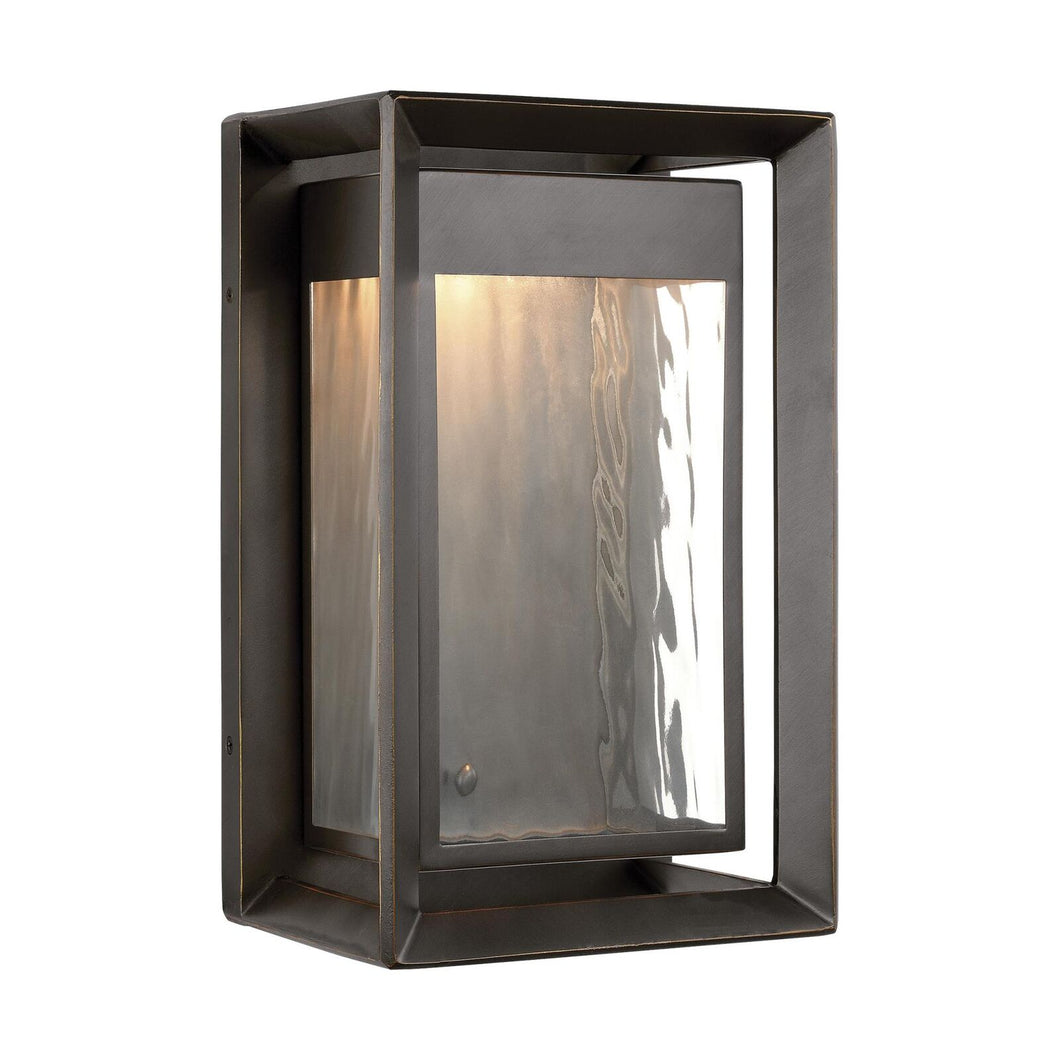 Feiss Urbandale 13 Inch Tall 1 Light LED Outdoor Wall Light by Generation Lighting