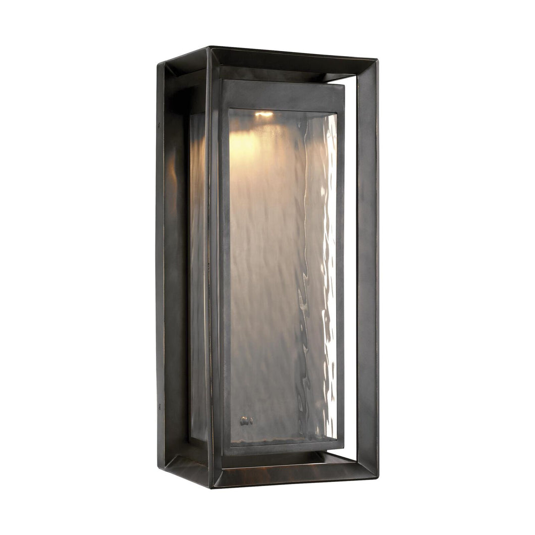 Feiss Urbandale 23 Inch Tall 1 Light LED Outdoor Wall Light by Generation Lighting