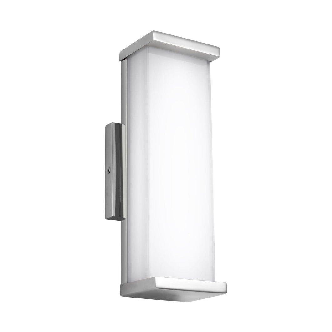 Feiss Altron 13 Inch Tall 1 Light LED Outdoor Wall Light by Generation Lighting