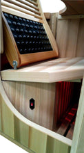 Load image into Gallery viewer, Health Mate Essential Lounge Infrared Sauna - Kaso Saunas