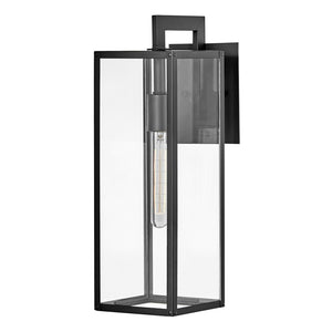 Max 18 Inch Tall 1 Light Outdoor Wall Light by Hinkley Lighting