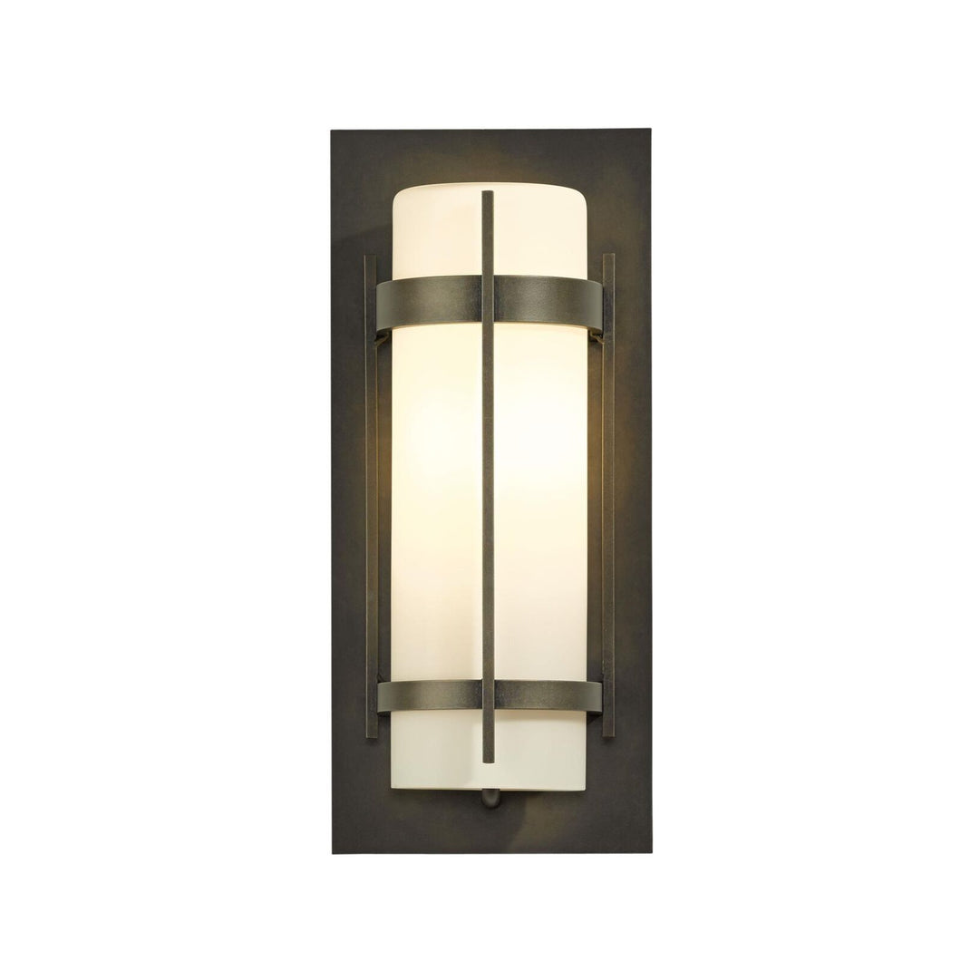 Banded 15 Inch Tall 1 Light Outdoor Wall Light by Hubbardton Forge
