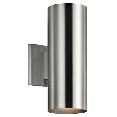 12 Inch Tall 2 Light Outdoor Wall Light by Kichler Lighting