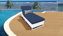 Load image into Gallery viewer, Miami Chaise Outdoor Wicker Patio Furniture