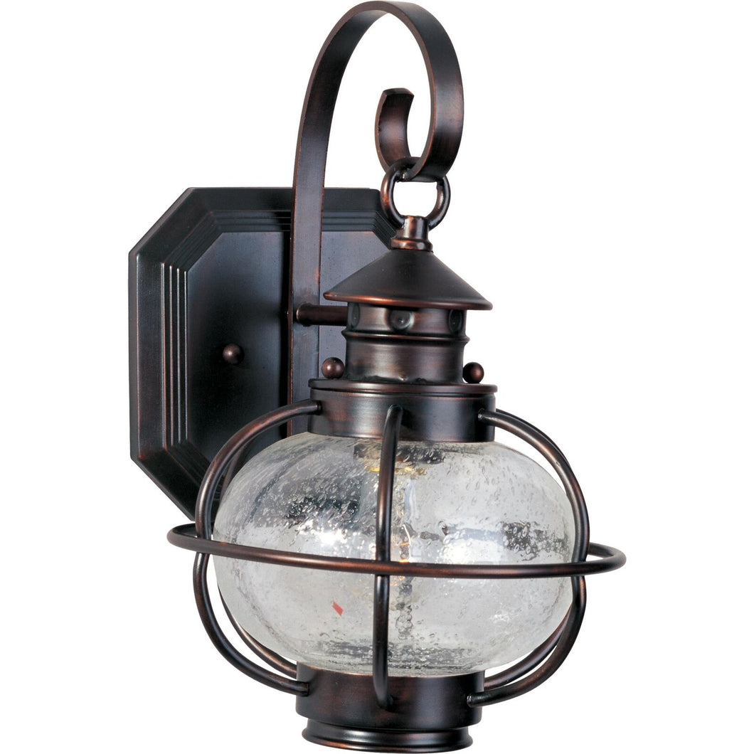 Portsmouth 13 Inch Tall 1 Light Outdoor Wall Light by Maxim Lighting