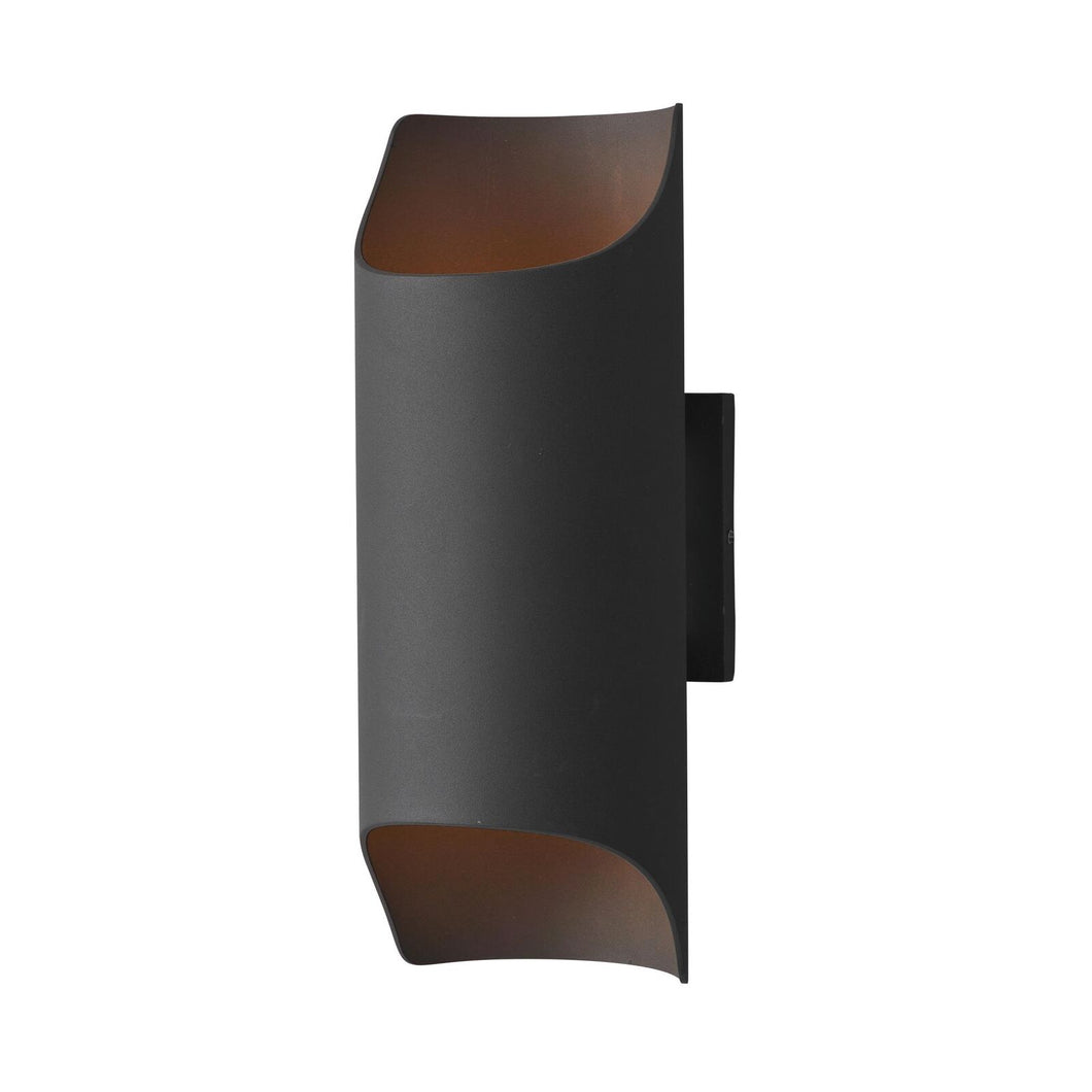 Lightray Led 13 Inch Tall 2 Light LED Outdoor Wall Light by Maxim Lighting