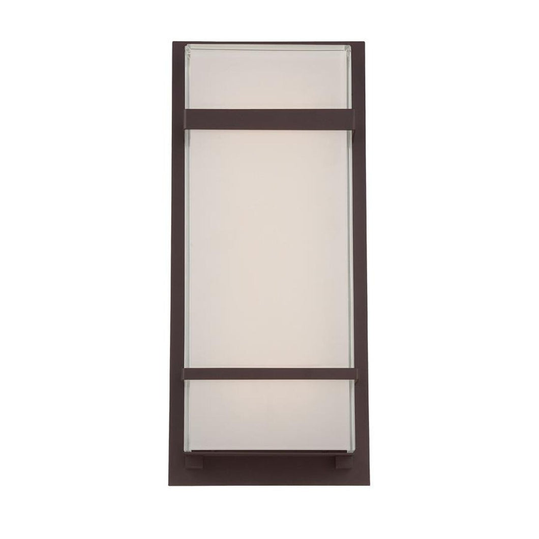 Modern Forms Phantom 16 Inch Tall LED Outdoor Wall Light
