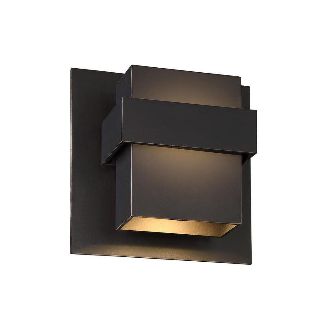 Pandora 9 Inch Tall 2 Light LED Outdoor Wall Light by Modern Forms