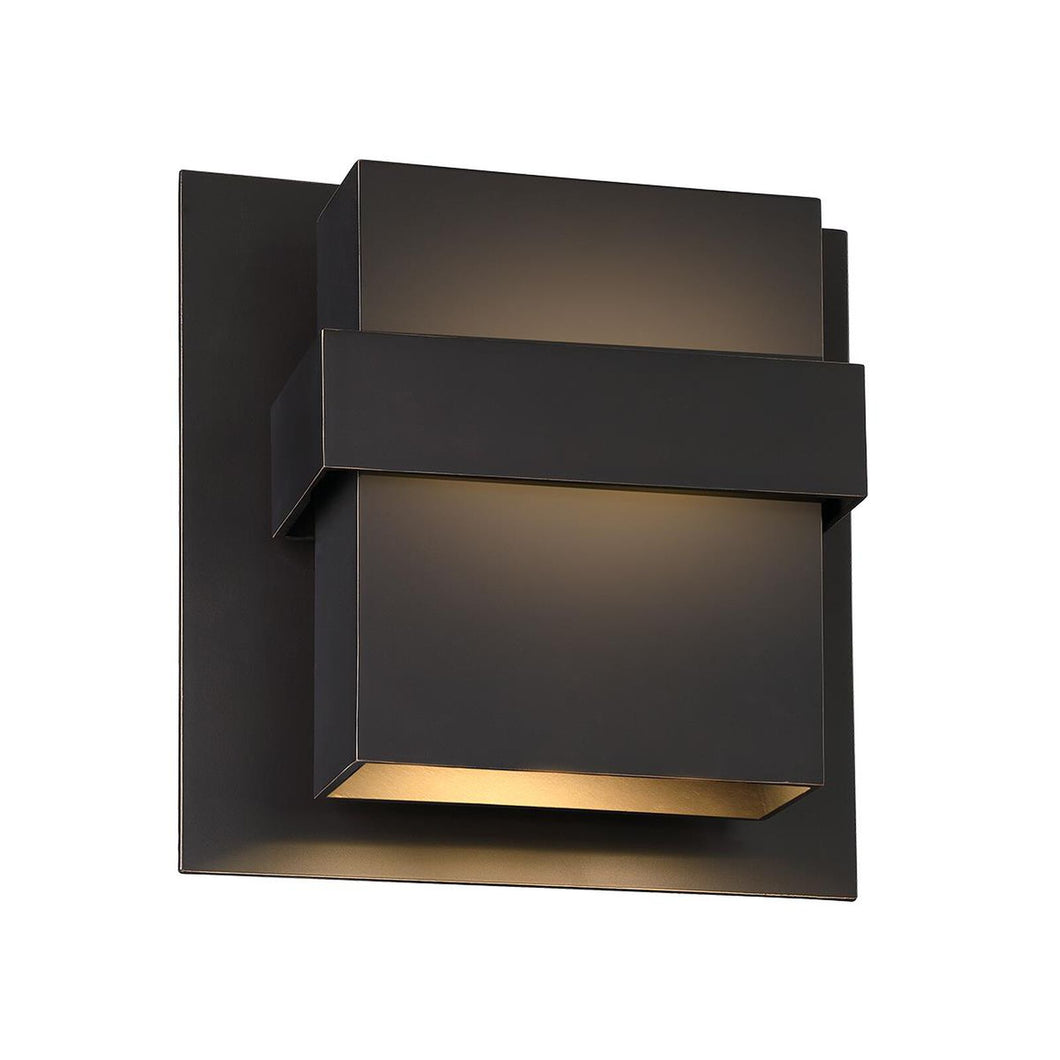 Pandora 11 Inch Tall 2 Light LED Outdoor Wall Light by Modern Forms