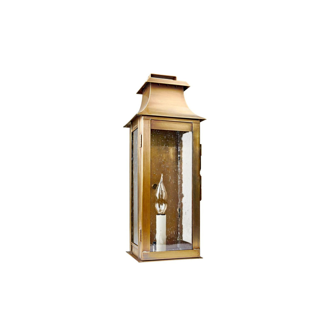 Concord 16 Inch Tall 1 Light Outdoor Wall Light by Northeast Lantern