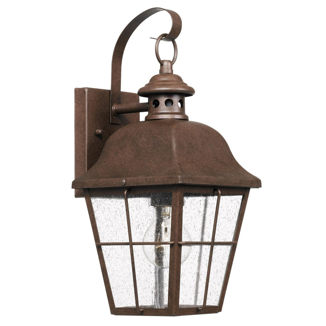 Millhouse 15 Inch Tall 1 Light Outdoor Wall Light by Quoizel