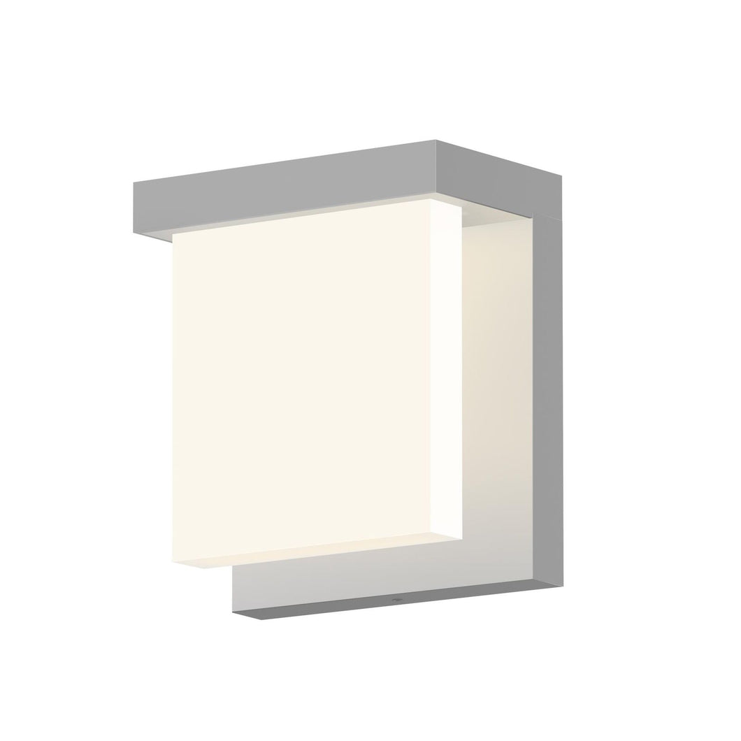 Robert Sonneman Glass Glow 5 Inch Tall 1 Light LED Outdoor Wall Light by SONNEMAN