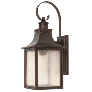 Karyl Pierce Paxton Monte Grande 17 Inch Tall 1 Light Outdoor Wall Light by Savoy House