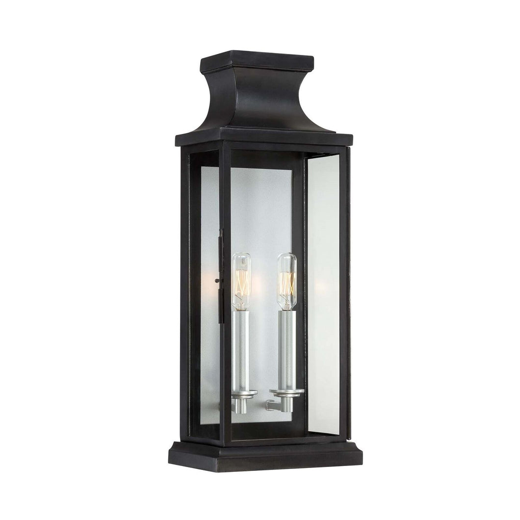 Brooke 20 Inch Tall 2 Light Outdoor Wall Light by Savoy House