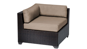 Belle 9 Piece Outdoor Wicker Patio Furniture Set 09b