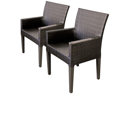 2 Napa Dining Chairs With Arms