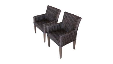 2 Venice Dining Chairs With Arms