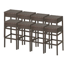 Load image into Gallery viewer, 8 Napa Backless Barstools