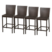 Load image into Gallery viewer, 4 Napa Barstools w/ Back