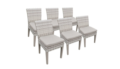 6 Fairmont Armless Dining Chairs