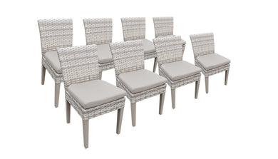 8 Fairmont Armless Dining Chairs
