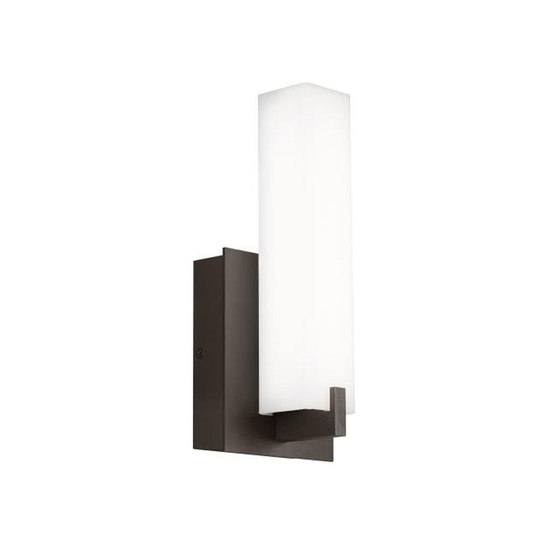 Cosmo 12 Inch Tall 1 Light LED Outdoor Wall Light by Tech Lighting