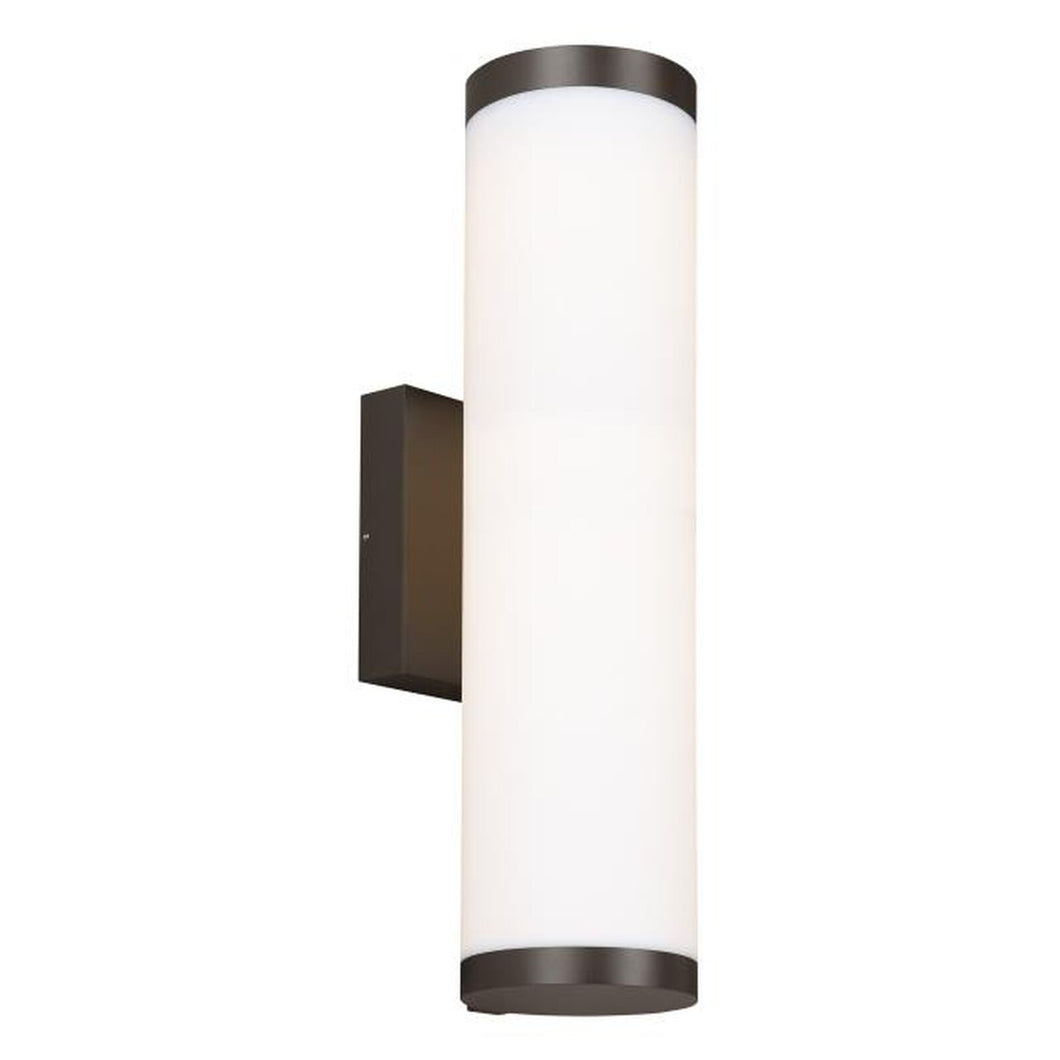 Gage 20 Inch Tall Outdoor Wall Light by Tech Lighting