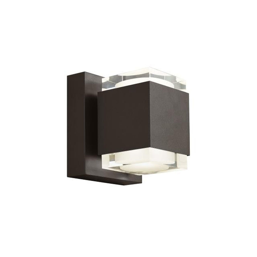 Voto 6 Inch Tall Outdoor Wall Light by Tech Lighting