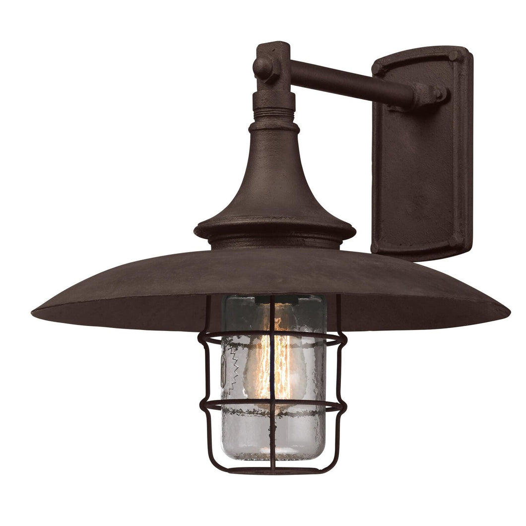 Allegany 15 Inch Tall 1 Light Outdoor Wall Light by Troy Lighting