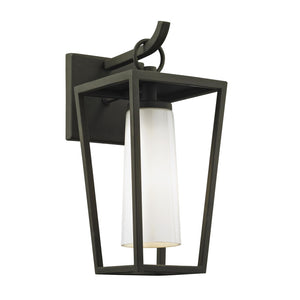 Mission Beach 13 Inch Tall 1 Light Outdoor Wall Light by Troy Lighting