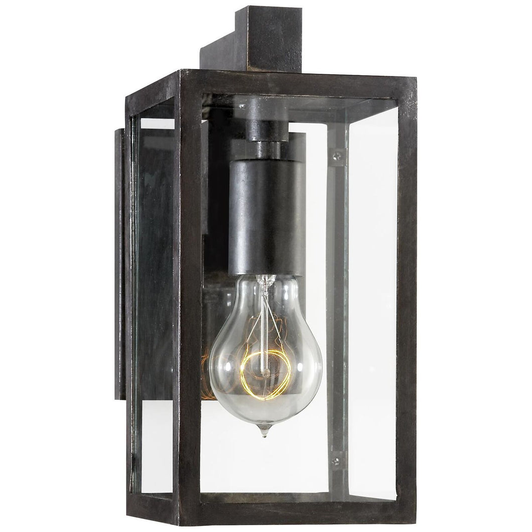 E. F. Chapman Fresno Framed 10 Inch Tall 1 Light Outdoor Wall Light by Visual Comfort and Co.