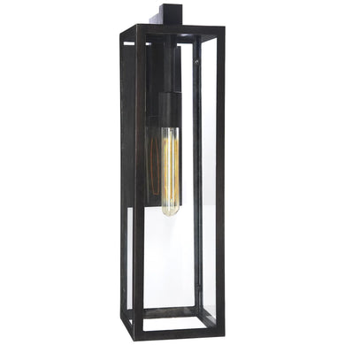 E. F. Chapman Fresno Framed 21 Inch Tall 1 Light Outdoor Wall Light by Visual Comfort and Co.