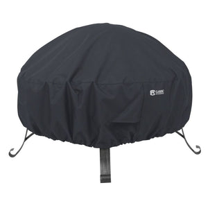 Water-Resistant 36 Inch Full Coverage Round Fire Pit Cover