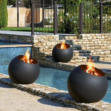 The Bubble - Wood Burning Fire Pit