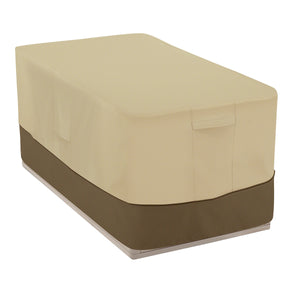 Classic Accessories Veranda Water Resistant 48 Inch Patio Deck Box Cover
