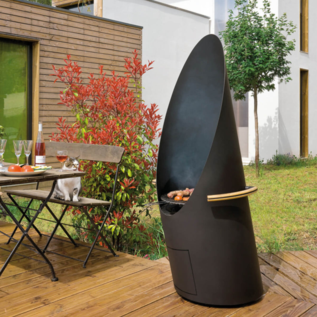 Diagofocus Outdoor Fireplace/BBQ