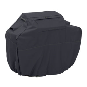 Classic Accessories Ravenna Water Resistant 80 Inch BBQ Grill Cover black
