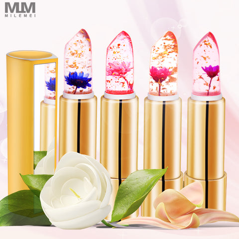 Flower Infused Lipstick