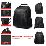 BLACK STREET Executive 15.6'' Laptop Backpack