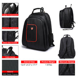 LAPT-PACK Executive 15.6'' Laptop Backpack