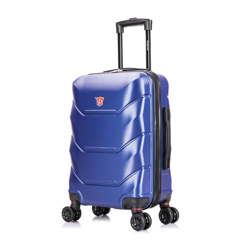 ZONIX Lightweight Hardside Spinner 20'' inch carry-on