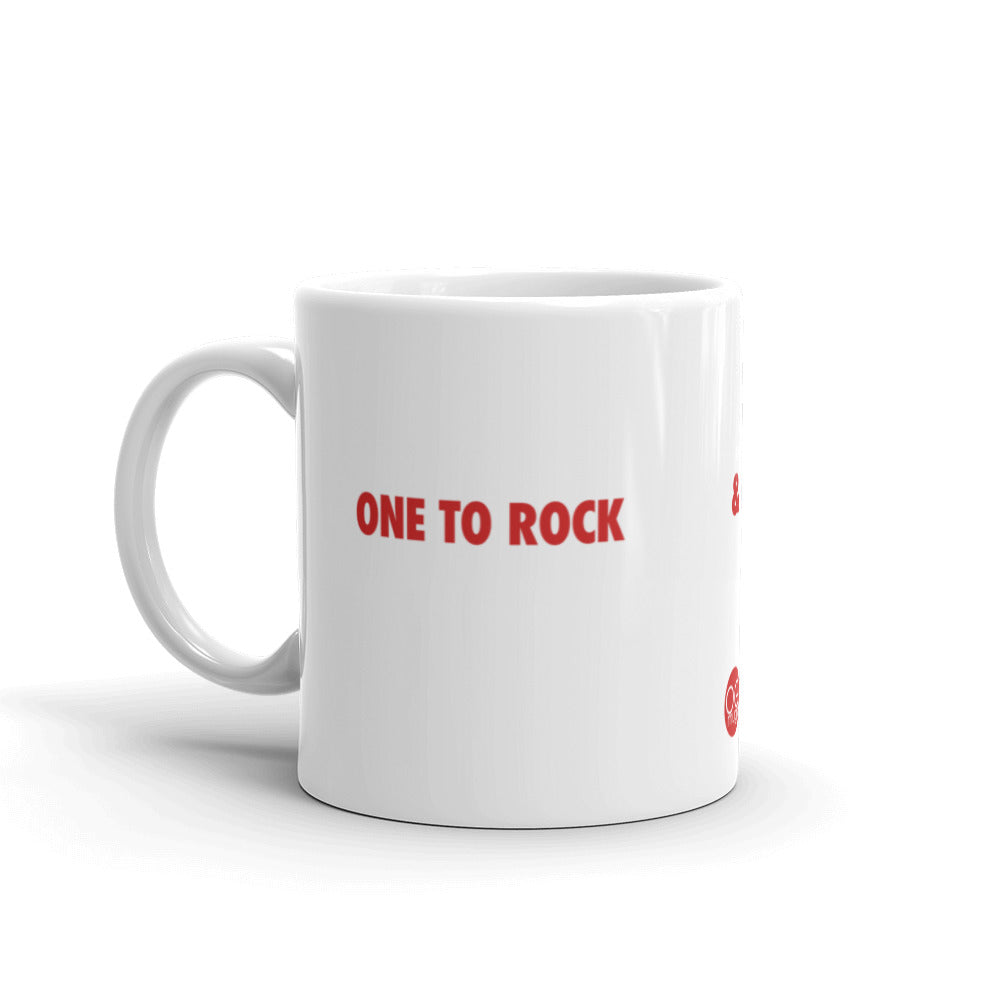 One to Rock & One to Stock Mug