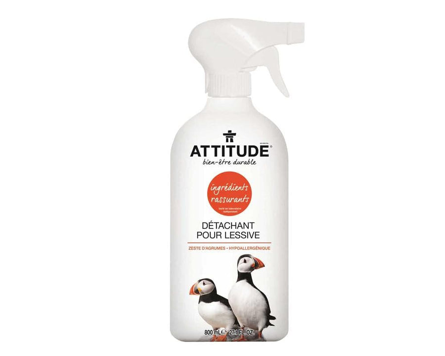 Détachant Lessive - Zeste d'Agrumes - 475ml