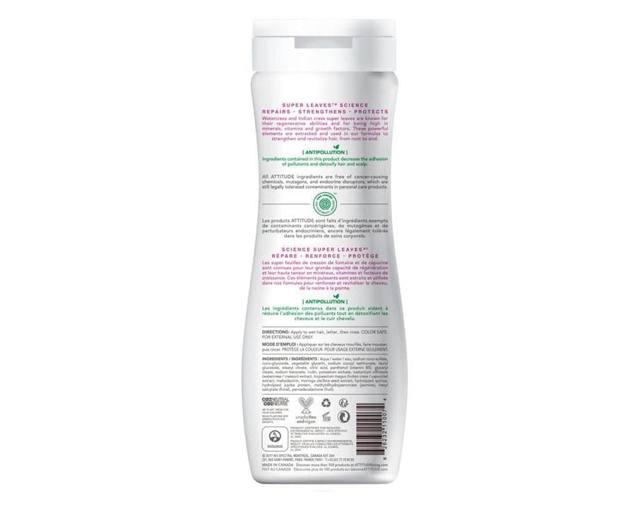 Shampoing Super Leaves- Hydratation Intense