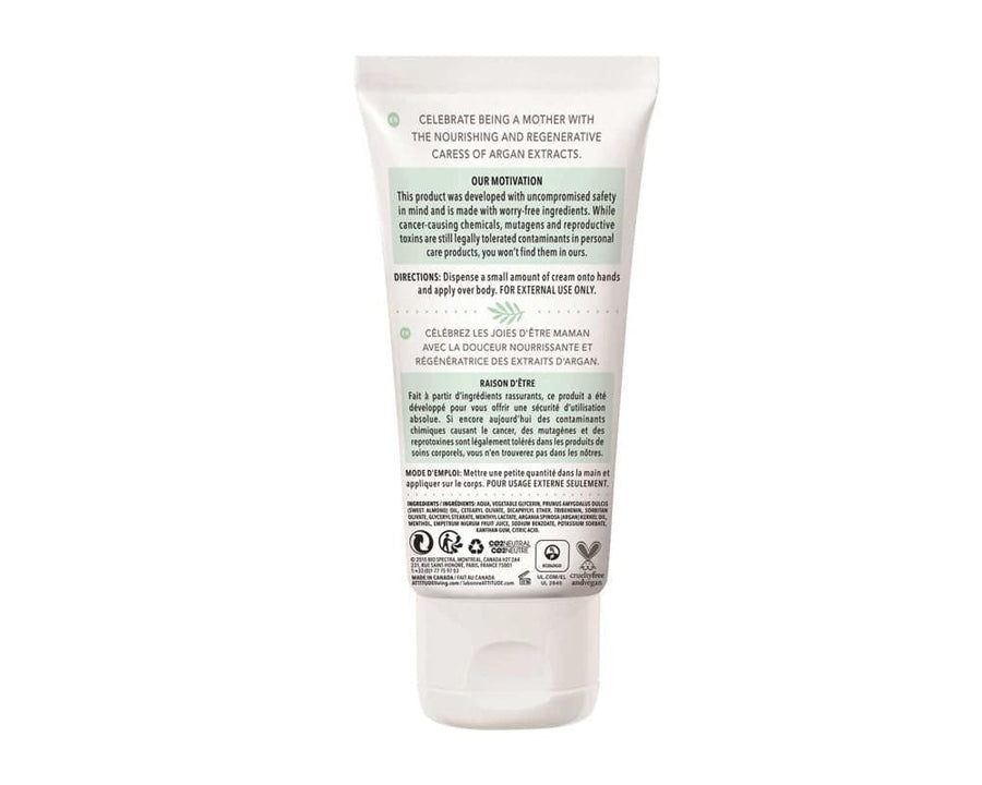 Blooming Belly Crème Naturelle - Jambes Lourdes - Menthe - 75 g