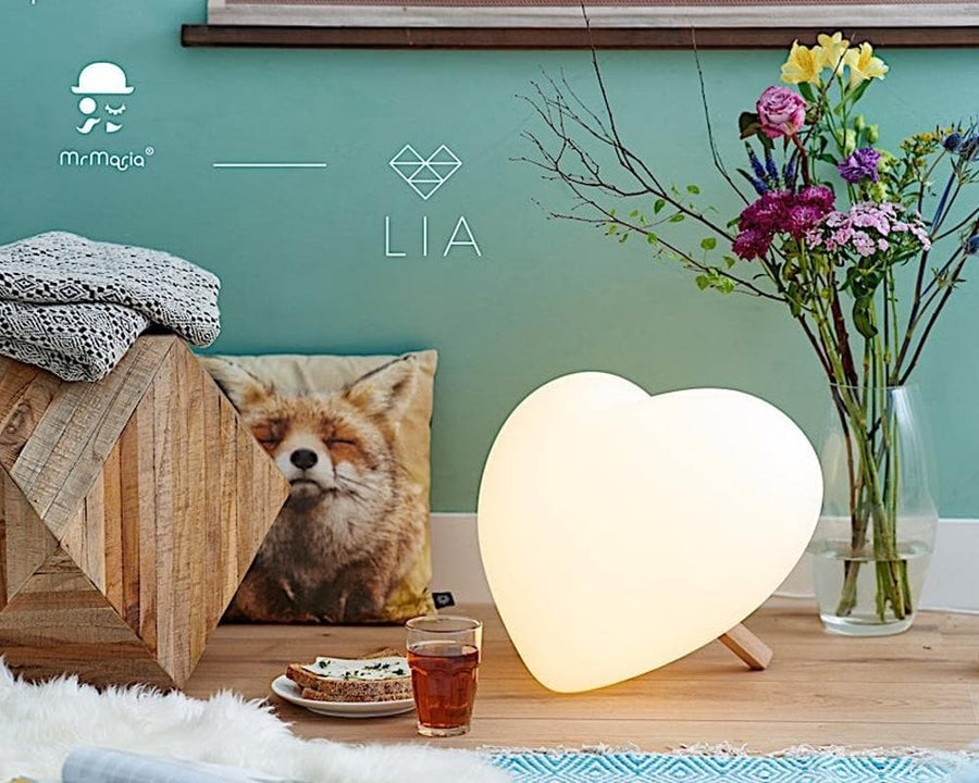 "Lampe ""Love is All"""