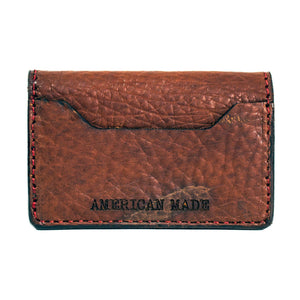 American Bison Bifold Wallet