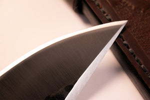 Bowie Knife by Charly Mann Knives Savage Gentleman